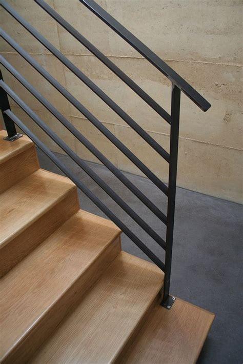 flat bar steel rail http www designerstaircases au