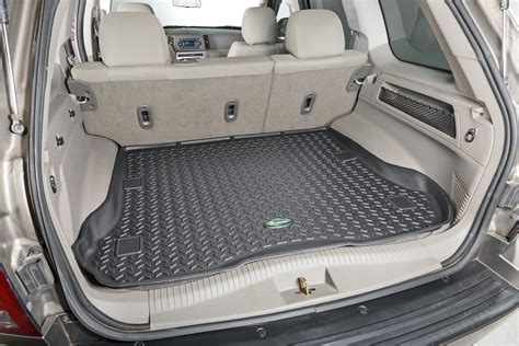Jeep Cargo Mat Grand Quadratec Exclusive Ultimate All Weather Rear Cargo Liner