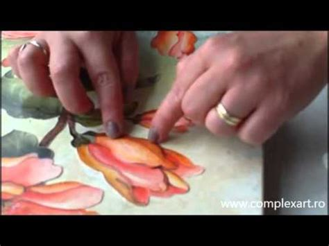 Decoupage 3d - tutorial decoupage 3d
