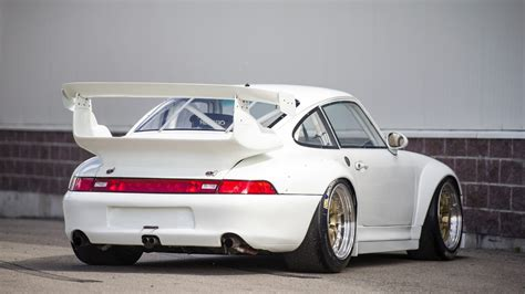 rare porsche 911 rare porsche 993 gt2 evo going under the hammer