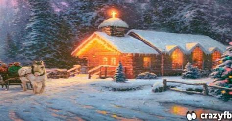 thomas kinkade christmas chapel facebook cover facebook timeline cover crazy fb covers