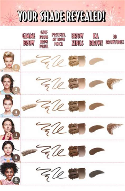 New Catalog From Benefit 2 by New Benefit Brow Product Launches June 2016