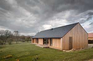 rural homes for maison simon mathieu no 235 l 201 lodie bonnefous architectes