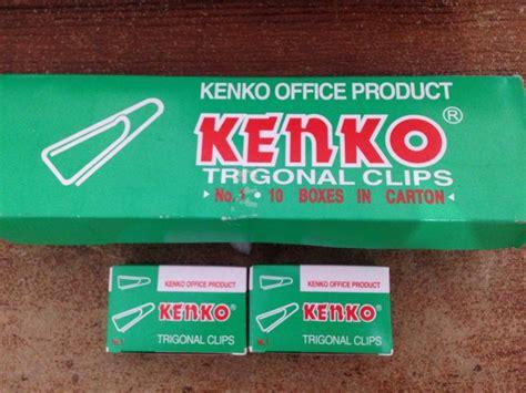 Clip Trigonal No1 kenko trigonal no 1 grosir isi 10 pak inabaystore