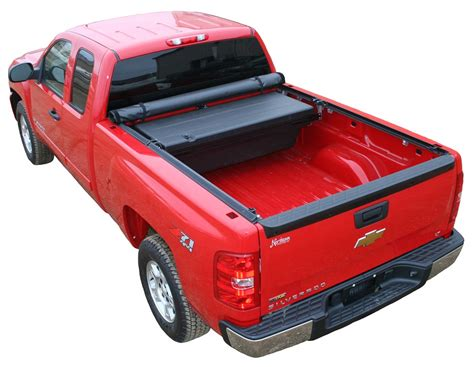 bed tool box truxedo tonneaumate truck bed toolbox with cl kit for toyota tundras with track