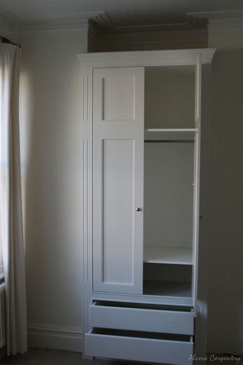 Home Interior Shelves fitted cupboards alcove carpentry