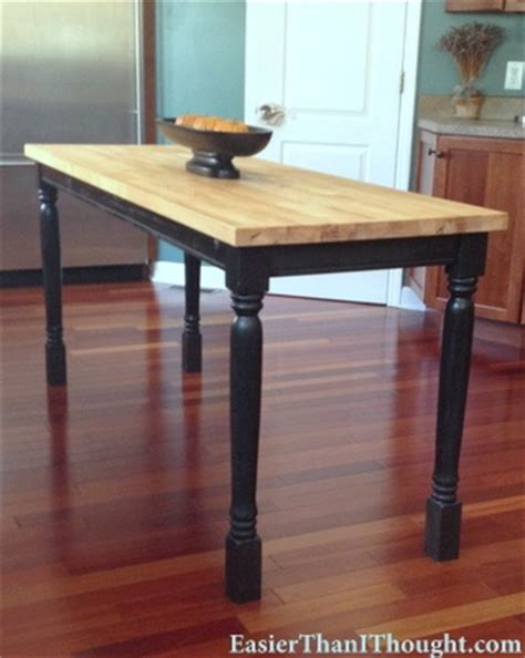 diy kitchen island table diy kitchen island home and diy