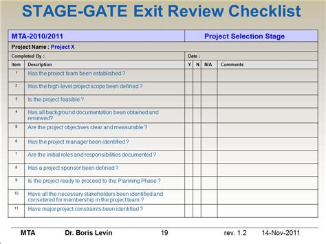 phase gate template the exit zero project autos post