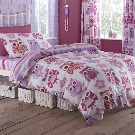 enjoy bedding enjoy your most precious time with sketchy owl bedding