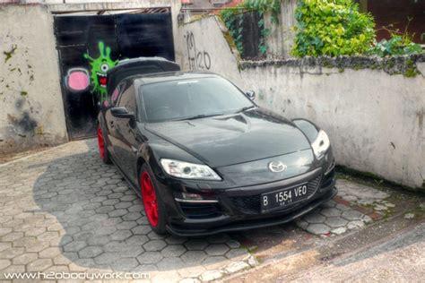 mazda rx8 indonesia modifikasi mazda rx8 www h2obodywork