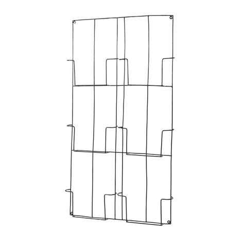 Bien Deco Chambre D Ado Fille #7: porte-revues-mural-en-metal-noir-jim-1000-12-10-146093_0.jpg