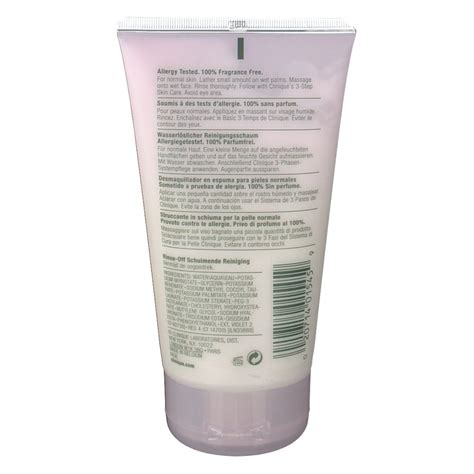 Cleanser Clinique clinique rinse foaming cleanser shop apotheke at