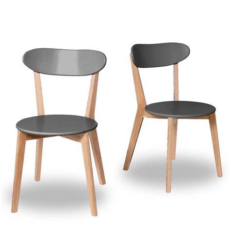chaise bois scandinave chaises deisgn scandinave vitak par drawer