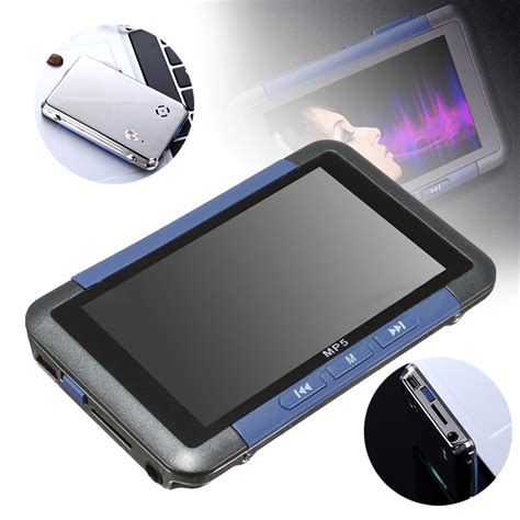 Mp5 Media Player Monitor Mobil Lcd Touchscreen 7 Inch 3 slim lcd screen mp5 media player fm radio recorder mp3 mp4 8gb tosave