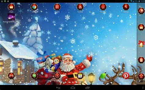 christmas themes online free christmas themes live wallpapers for your android