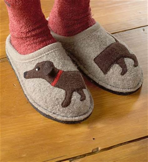 daschund slippers the and of it all a dachshund news