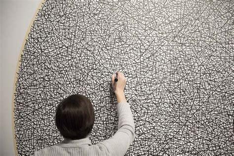Wall Drawing 65 Sol Lewitt