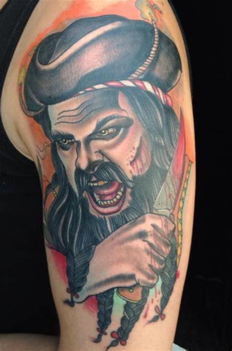 tattoo old school pirate art junkies tattoo studio tattoos traditional old