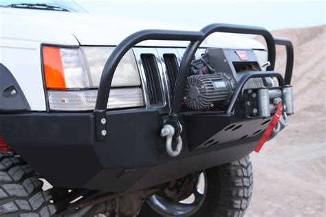 Jeep Zj Brush Guard Rock 4x4 Patriot Series Front Bumper For Jeep Grand
