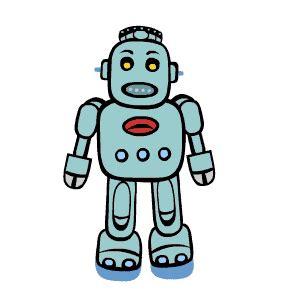 robot cyborg images gif find  gifer