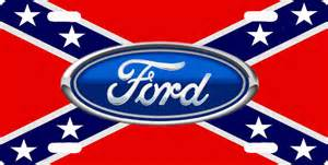 set of 2 4x4 rebel flag in decal stickers fit gmc ford