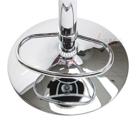 Reparer Verin Tabouret De Bar by Tabouret Bar Table Haute Cr 232 Me R 233 Glable De 630 224 850 Mm