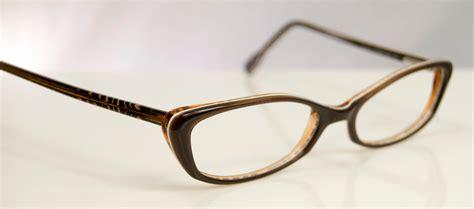 vintage ex 1813 made in italy eyeglass frames 50 16 135