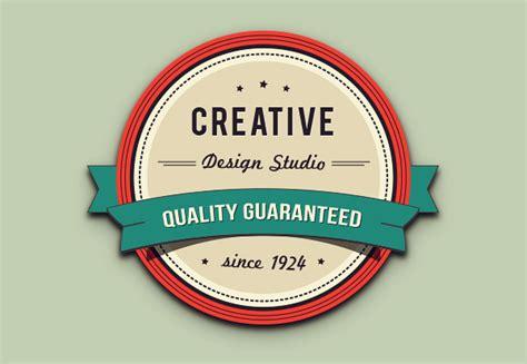 tutorial illustrator badge excellent adobe illustrator tutorials creatives wall