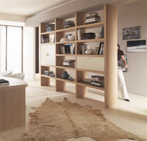 storage furniture for small spaces 25 room dividers with shelves improving open interior