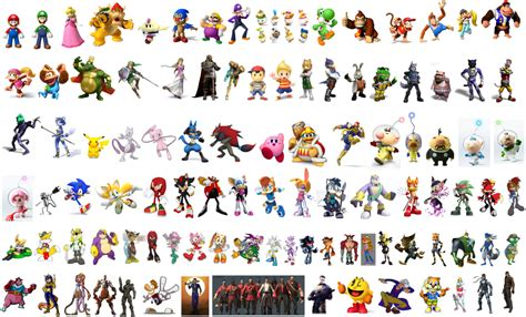 List Of All Characters