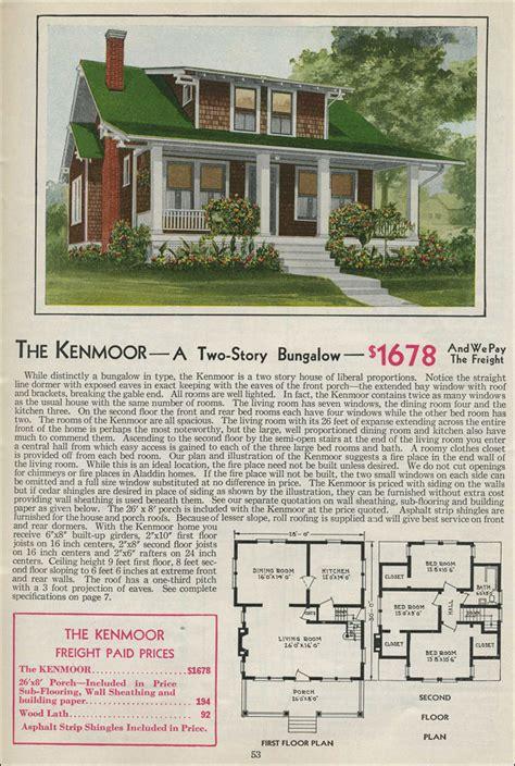 aladdin homes floor plans luxury sears bungalow plans and aladdin homes 1931 craftsman style bungalow shed dormer