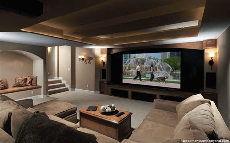 home cinema decor uk how to make your basement crawl space ward log homes