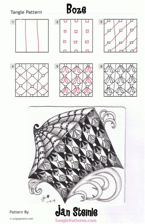 doodle how to make lust 581 best images about zentangle anleitungen on
