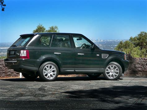 2009 range rover sport review road test caradvice