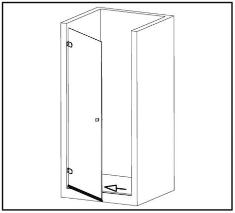 guarnizioni porte doccia guarnizione autoadesiva con soffietto per 8 12 mm