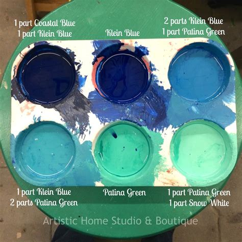 the artistic home studio and boutique about general finishes paint classes