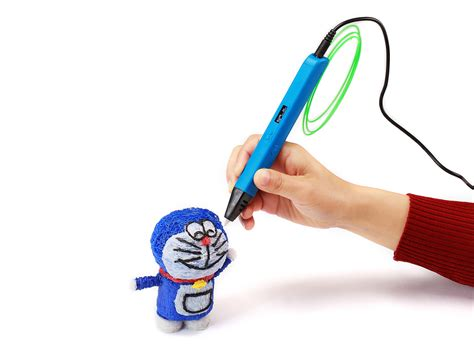 Limaco Ultra Slim 3d Pen Printing Rp800a With Oled Blue rp800a 3d printing pen