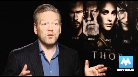 thor film kenneth branagh thor director kenneth branagh talks about the new marvel