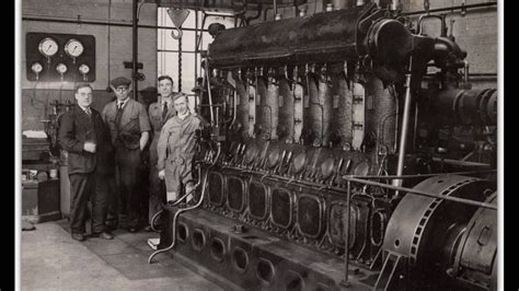 ww2 german u boat engines german u boat diesel engine sound running 400 horsepower