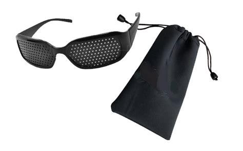 Cermin Mata Untuk Silau cermin mata terapi pinhole glasses mengurangkan rabun dan