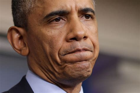 Obama Meme Face - obama disappointment blank template imgflip
