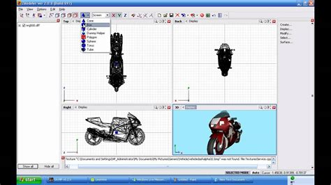 car design editor software how to make a mod for san andreas part 1 youtube