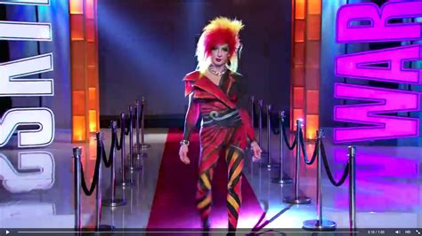 Detox Icunt Cyndi Lauper venus on another show on skin wars 2