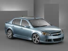 2004 chevrolet cobalt ss supercharged sedan concept