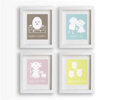 Nursery Rhyme Decor 17 Best Images About Nursery Rhyme Themed Rooms Decor For On Pinterest Nursery Rhyme