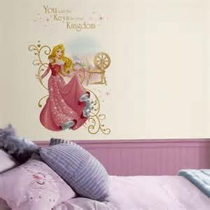 Wall Stickers Disney Disney Princess Sleeping Beauty Giant Wall Decals
