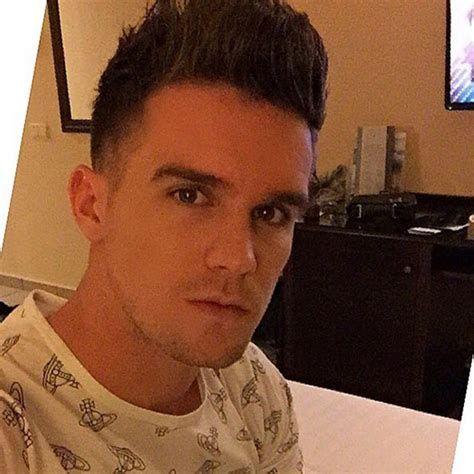 gary beadle hairstyle gaz beadle splashes out on 163 120k bentley daily star