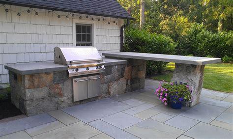Backyard Bbq Catering Island Outdoor Kitchens Cording Landscape Design
