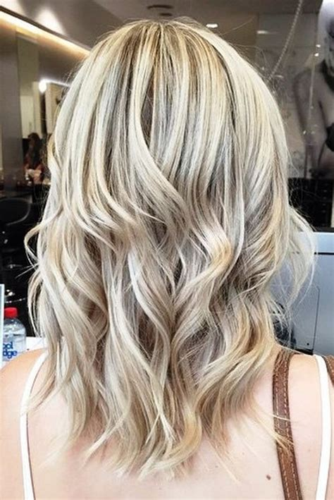 blonde highlights with ash base 40 ash blonde hair looks you ll swoon over
