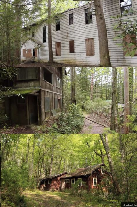 abandoned towns hiker discovers an abandoned town inside tennessee s great smoky mountains national park